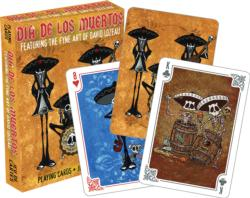 Dia De Los Muertos Playing Cards Day of the Dead Playing Cards