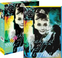 Audrey Breakfast Movies / Books / TV Jigsaw Puzzle