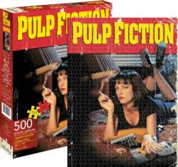 Pulp Fiction Movies / Books / TV Jigsaw Puzzle