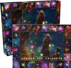 Across The Universe (Smithsonian) Space Jigsaw Puzzle
