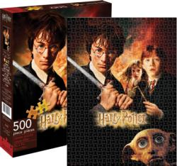 Harry Potter Chamber of Secrets Movies / Books / TV Jigsaw Puzzle
