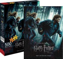 Harry Potter Deathly Hallows Part I Harry Potter Jigsaw Puzzle