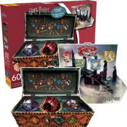 Harry Potter Quidditch Set Harry Potter Double Sided Puzzle