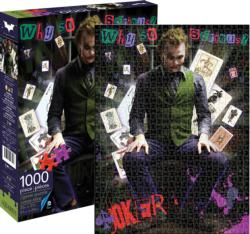 Why So Serious? Movies / Books / TV Jigsaw Puzzle