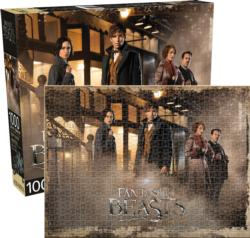 Fantastic Beasts Harry Potter Jigsaw Puzzle