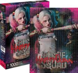 Harley Quinn Movies / Books / TV Jigsaw Puzzle