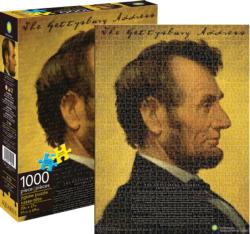 Smithsonian Lincoln History Jigsaw Puzzle