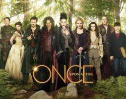Once Upon A Time Cast (Pocket Puzzle) Movies / Books / TV Miniature Puzzle