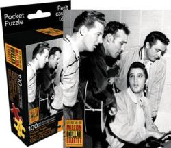 Million Dollar Quartet (Pocket Puzzle) Music Miniature Puzzle