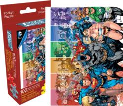 DC Comics Justice League (Mini) Super-heroes Miniature
