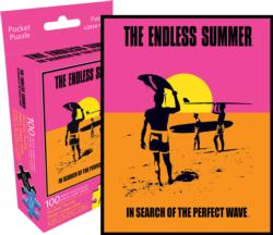 Endless Summer (Pocket Puzzle) Movies / Books / TV Miniature Puzzle