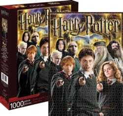 Harry Potter Collage Movies / Books / TV Jigsaw Puzzle
