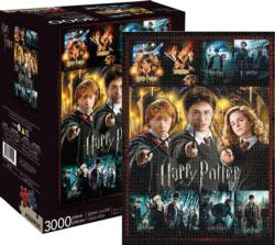 Harry Potter Movie Collection Movies / Books / TV Jigsaw Puzzle