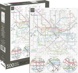London Underground Maps Jigsaw Puzzle