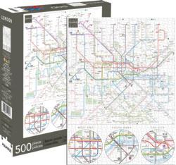 London Underground London Jigsaw Puzzle
