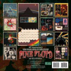 Pink Floyd 2018 Wall Calendar
