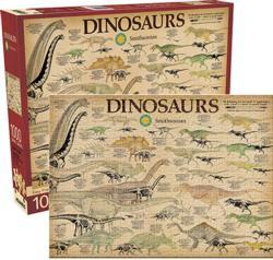 Smithsonian Dinosaurs Dinosaurs Jigsaw Puzzle