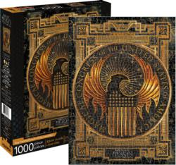 Fantastic Beasts MACUSA Harry Potter Jigsaw Puzzle