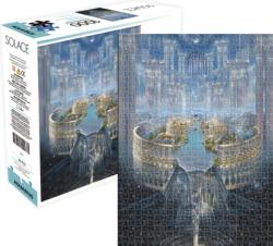 Solace Surreal Jigsaw Puzzle