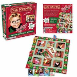 A Christmas Story Card Scramble