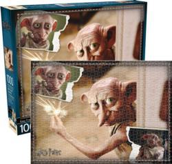 Harry Potter Dobby Harry Potter Jigsaw Puzzle