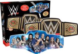WWE Sports Double Sided Puzzle
