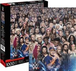 WWE Cast Sports Jigsaw Puzzle