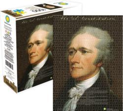 Smithsonian Hamilton History Jigsaw Puzzle