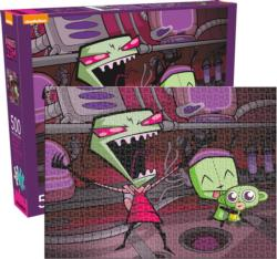 Invader Zim Movies / Books / TV Jigsaw Puzzle