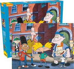 Hey Arnold Movies / Books / TV Jigsaw Puzzle