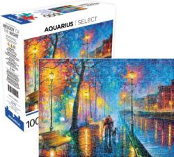 Melody of the Night Street Scene Jigsaw Puzzle