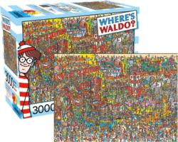 Where's Waldo Movies / Books / TV 2000 and above
