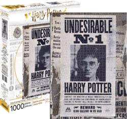 Harry Potter- Undesireable No. 1 Harry Potter Jigsaw Puzzle