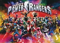Saban's Power Rangers Super-heroes Jigsaw Puzzle
