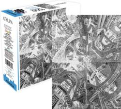 Atrium Surreal Jigsaw Puzzle