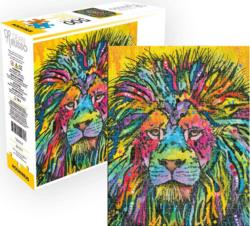 DR- Lion AS Lions Jigsaw Puzzle