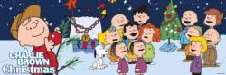 Charlie Brown Christmas Christmas Jigsaw Puzzle