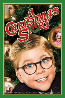 A Christmas Story Puzzle in a Tube Christmas Miniature Puzzle