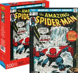 Marvel Spider-Man Cover Super-heroes Jigsaw Puzzle