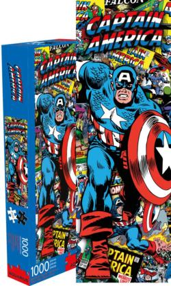 Marvel Captain America Super-heroes Jigsaw Puzzle