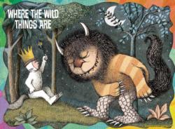 Where The Wild Things Are Movies / Books / TV Jigsaw Puzzle