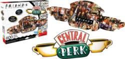 Friends Central Perk Movies / Books / TV Double Sided Puzzle