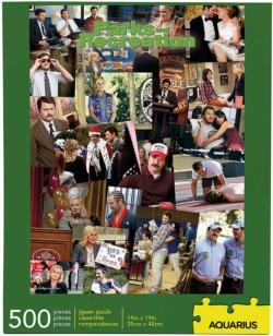 Parks & Recreation Movies / Books / TV Jigsaw Puzzle