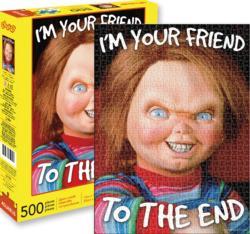 Chucky Movies / Books / TV Jigsaw Puzzle