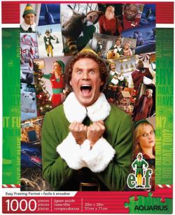 Elf Collage Collage Jigsaw Puzzle