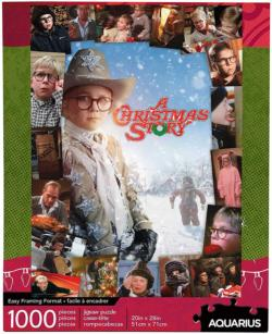 A Christmas Story - Scratch and Dent Christmas Jigsaw Puzzle