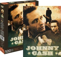 Johnny Cash Music Jigsaw Puzzle