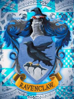 Harry Potter Ravenclaw Logo Harry Potter Jigsaw Puzzle