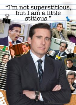 The Office Michael Scott Quote Movies / Books / TV Jigsaw Puzzle