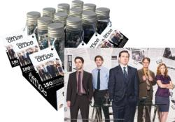 The Office 150pc Puzzle In A Tube Movies / Books / TV Miniature Puzzle